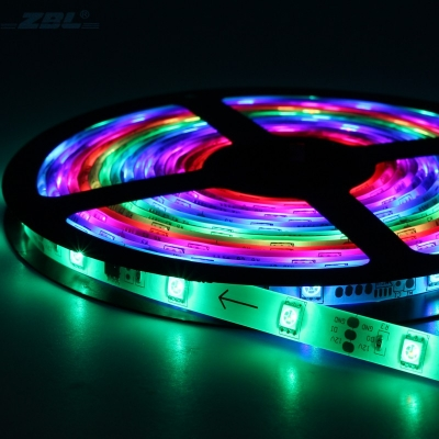 5050 RGB LED Strip 30leds